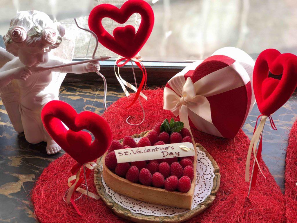 красивый торт на 14 февраля